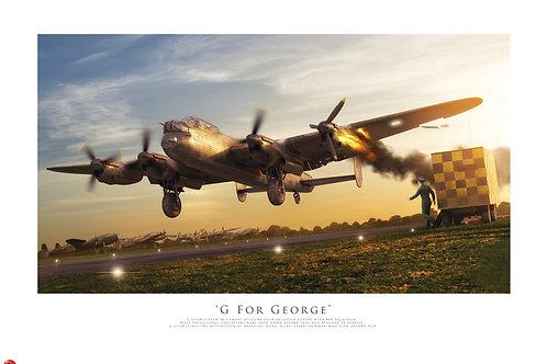 Lancaster - Airfix
