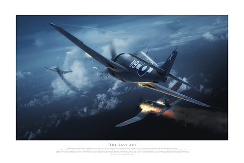 F6F Hellcat - The Last Ace
