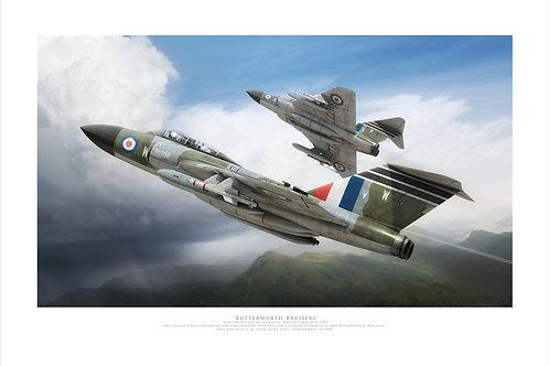 Gloster Javelin - Butterworth Bruisers