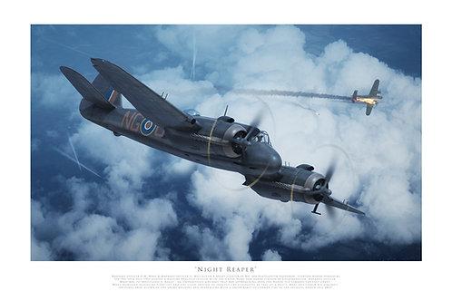 Bristol Beaufighter - Night Reaper