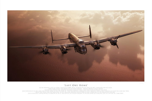 Lancaster - Last One Home
