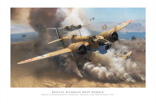 Blenheim Mk IV