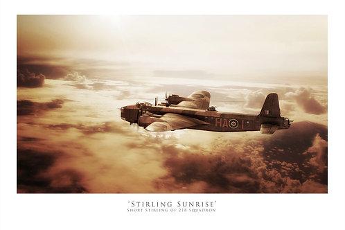 Short Stirling - Stirling Sunrise
