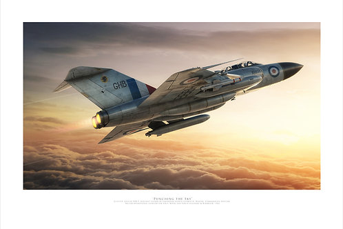 Gloster Javelin - Punching The Sky