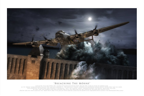 Lancaster - Breaching The Mohne