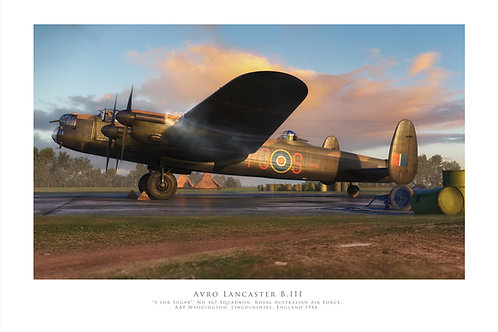 Lancaster BIII