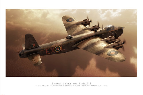 Short Stirling - Airfix