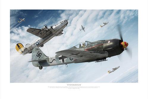 Focke Wulf 190 - Sturmbock