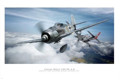 Focke Wulf 190 - Airfix