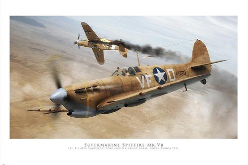 Spitfire Mk Vb - Airfix