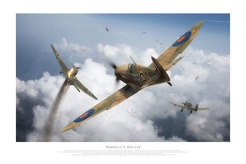 Spitfire - Howells Battle