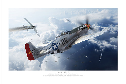 P51D Mustang - Old Crow