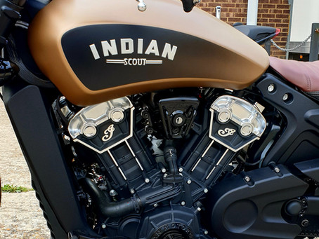 Ride test 2019 Indian Scout Bobber
