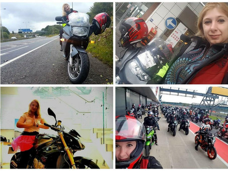 2018 Female Riders Calendar
