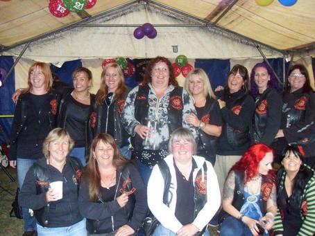 The Roses! The English Rose Sisterhood