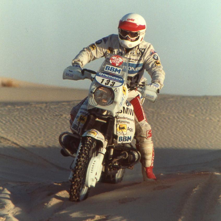 1988 Jutta Kleinschmidt