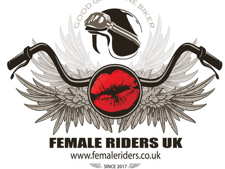 Need your help to choose the new Female Riders UK logo