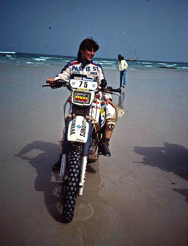 Véronique Anquetil 1984