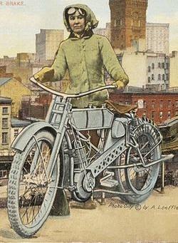 Clara Marian Wagner- 1910