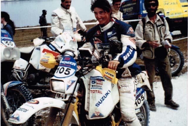Patricia Schek 1991..