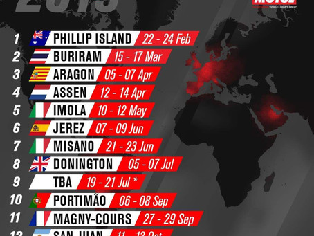 Racing season is on- World Superbike first race