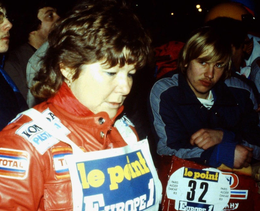 Christine Lefort Martin-1983