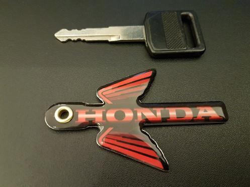 Motorcycle Brand Keyring/Keychain