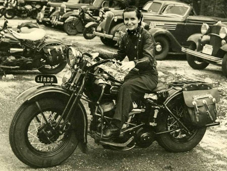 Motor Maids- oldest motorcycle organization for women in North America