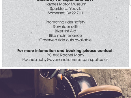 Bike Fresh- run by women for women motorcyclists 09th of September 2017