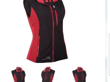 Stay warm: Keis heated vest- product review