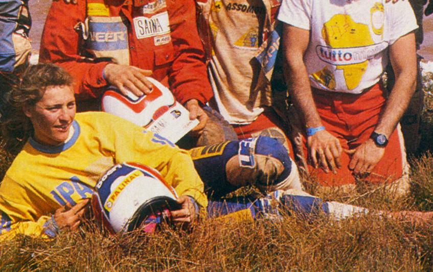 Patrizia Wolf 1989