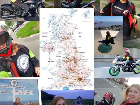 2019 Female Riders Calendar