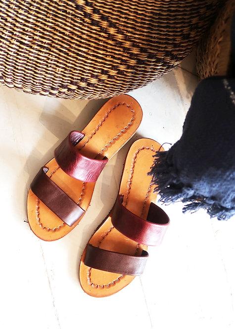 RH | Leather Sandals | 7.5
