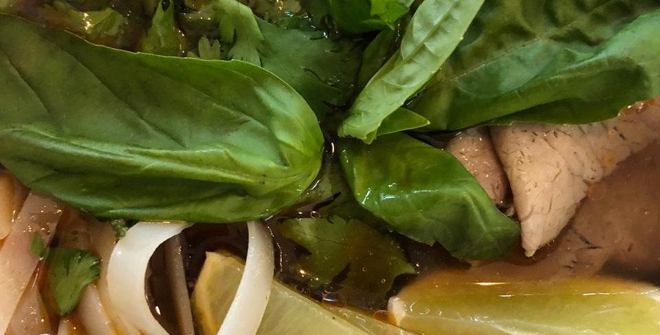 Суп фо-бо с говядиной (450 г.)