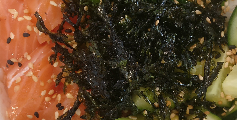 Поке с лососем (300 г.)