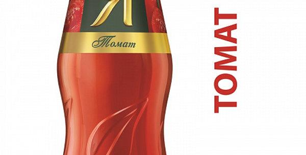 """Бутылочный сок """"Я"""" из томата"""