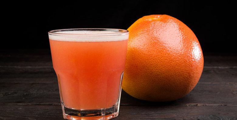 Фреш из грейпфрута