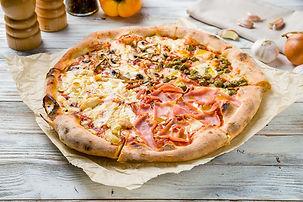Пицца четыре сезона( QUATTRO STAGIONI).j