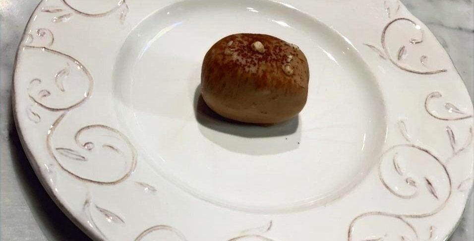 Пирожное Миндальная Картошка