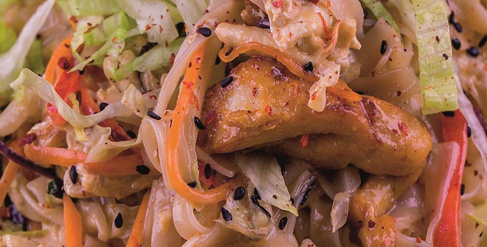 Лапша рисовая с курицей (300 г.)