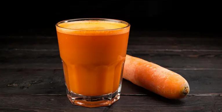 Фреш из моркови