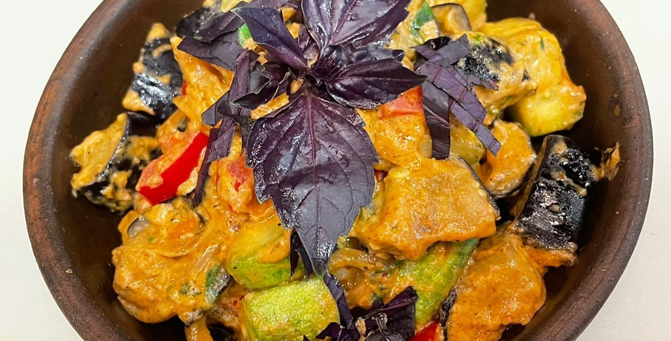 Кучмачи из овощей