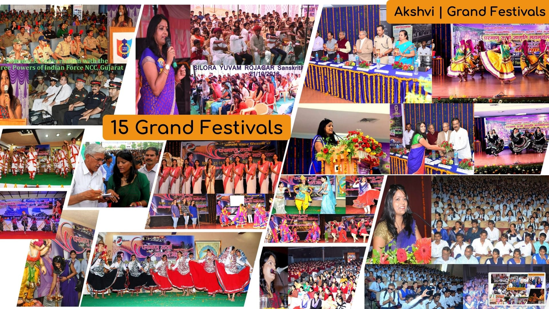 Grand Festivals - Bharat kee Parmanu Saheli