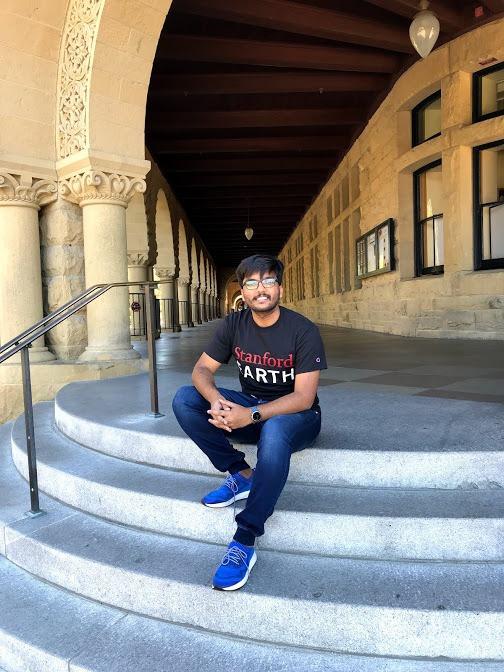 Vipra Goyal in Stanford University