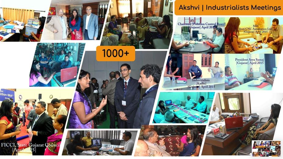 Industrialists Meetings - Bharat kee Parmanu Saheli