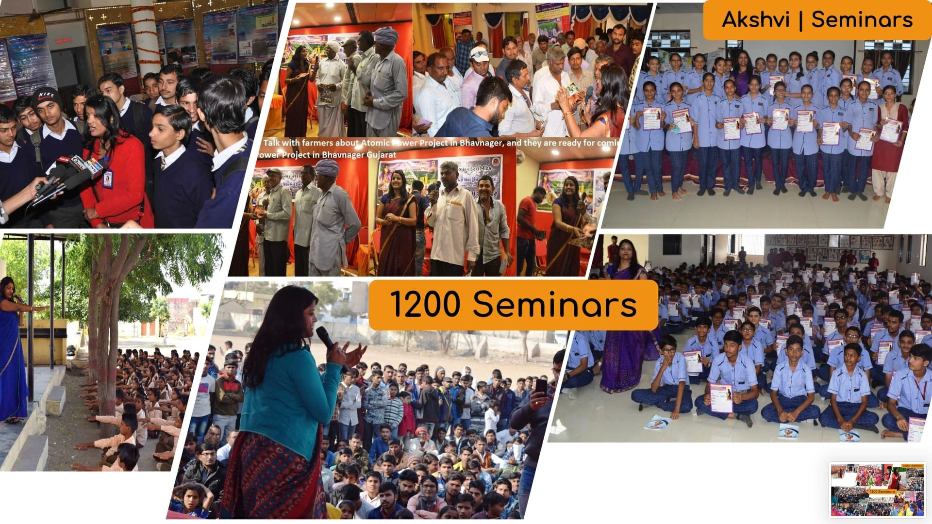 Seminars - Bharat kee Parmanu Saheli