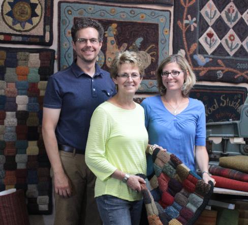 The Wool Studio Team