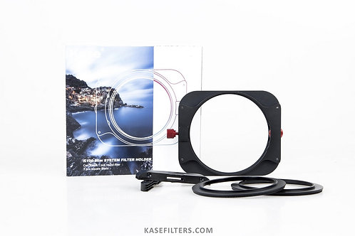 Kase K8 Kit – 100mm Holder with Magnetic Slim Polarising Filter