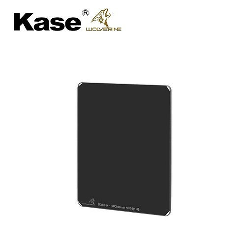 Kase Wolverine 100mm ND filter ND64 (6 stop)