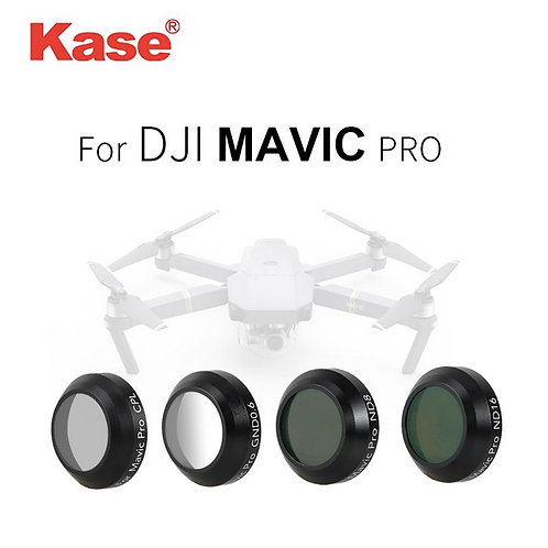 Kase DJI Mavic Pro Series – 4 in 1 Kit